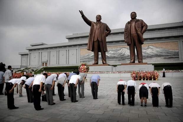Северная Корея запрещает кресты, усиливая антихристианский террор