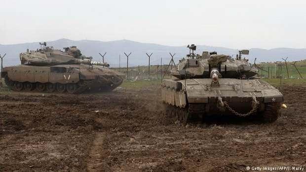 Израиль сообщил о нанесении новых ударов по иранским целям в Сирии