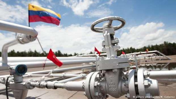 США рассматривают возможность нефтяного эмбарго в отношении Венесуэлы