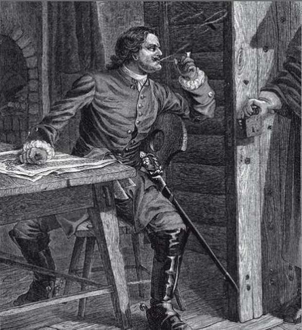 Но с приходом нового царя-батюшки Алексея Михайловича любители табака вздохнули с облегчением.