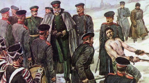 Когда в обществе возникла потребность в отмене бесчеловечных наказаний, власть медленно двинулась навстречу народу.