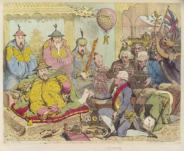 Есть известная шутка о том, что любое открытие, которое совершено в мире, имеет свой китайский аналог, только он был на несколько столетий раньше.