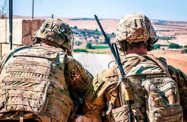 В США заявили о планах оставить в Сирии до 600 американских военнослужащих