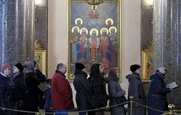 В РПЦ допускают проведение пасхальных служб без прихожан