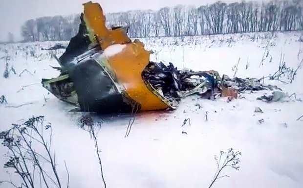 Что известно о крушении самолета Ан-148 в Подмосковье