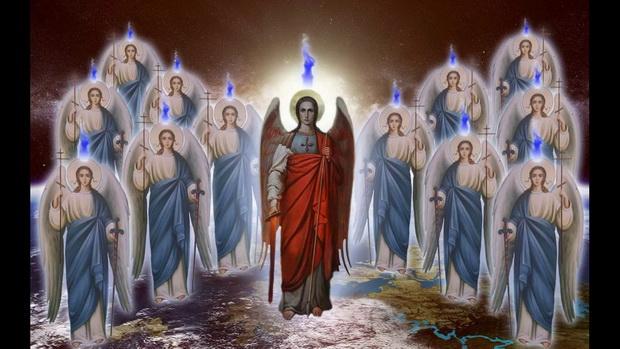ангелов намного больше, чем людей