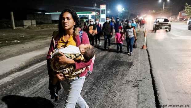 Байден меняет миграционную политику Трампа