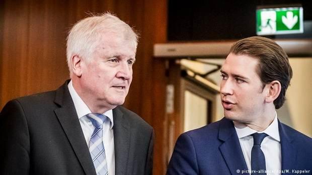 Австрийский канцлер пригрозил Берлину ответными мерами из-за беженцев