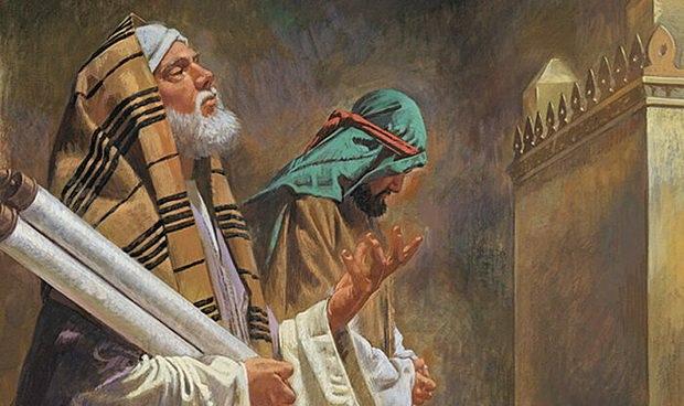 законники и фарисеи