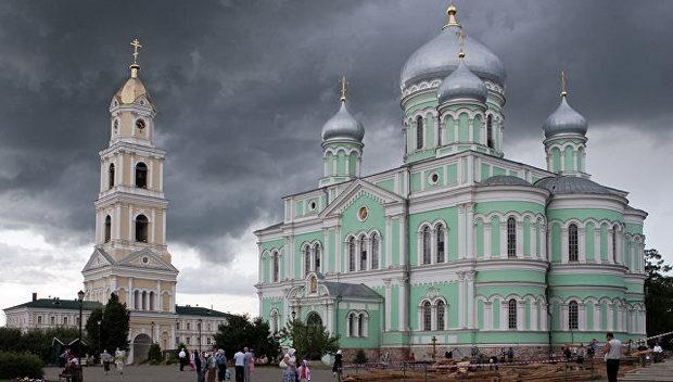 Самый известный женский монастырь России,