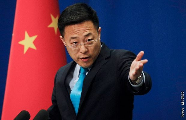 Китай призвал ВОЗ проверить лаборатории США для поиска истоков пандемии