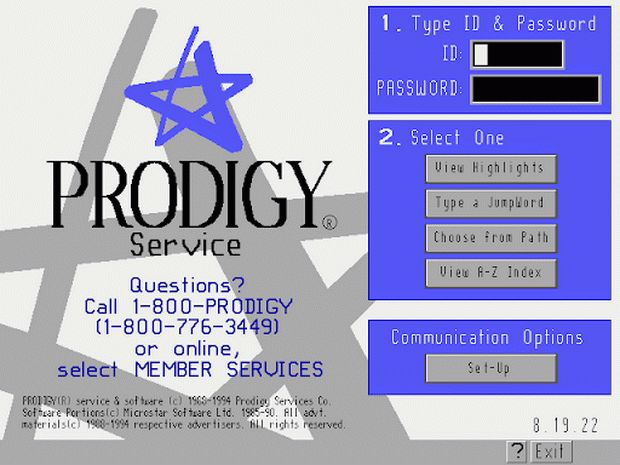 Prodigy Services