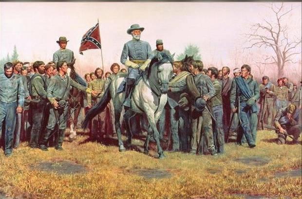 Конфедерация южных штатов