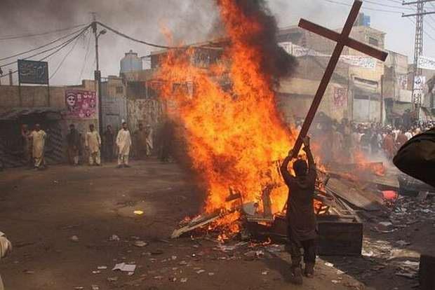 В Индии растет уровень агрессии против христиан