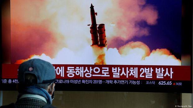 КНДР провела испытания сверхтяжелой многозарядной пусковой установки