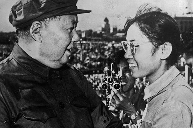 Он мало спал, любил девственниц и не чистил зубы. Его звали Мао...