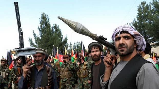 США пообещали бомбить талибов в усиленном режиме