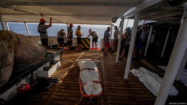 177 беженцев были спасены в водах Средиземного моря в минувший четверг.
