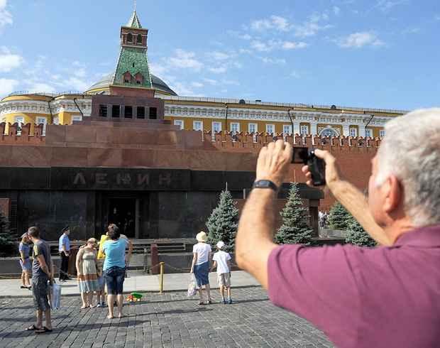 Союз архитекторов объявил конкурс на ре-использование Мавзолея Ленина