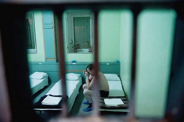 Пациент медицинского вытрезвителя химкинского УВД Московской области