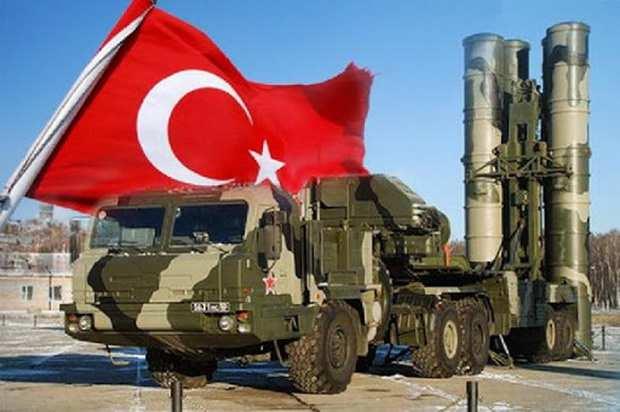 Россия заключила контракт с Турцией на второй комплект С-400