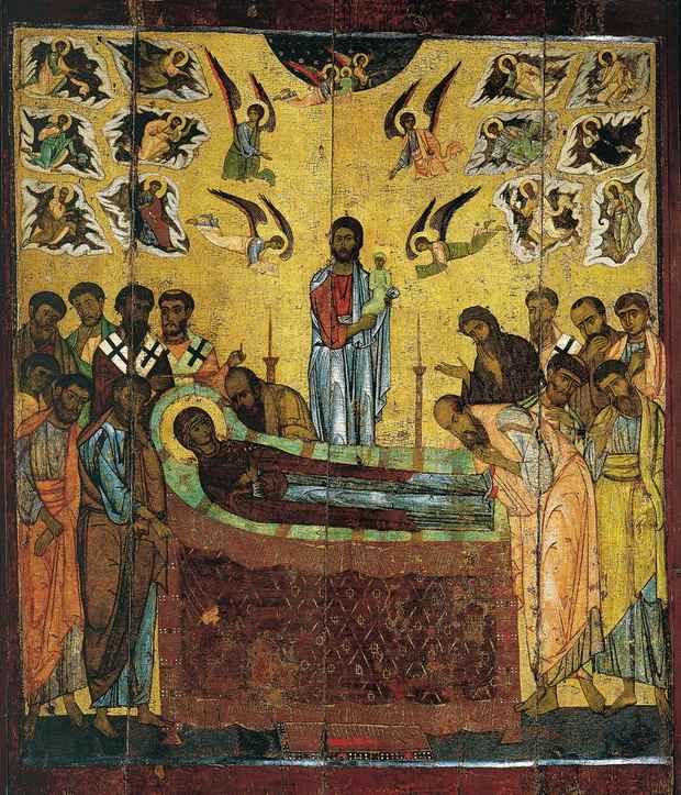 «О Тебе радуется, Благодатная, всякая тварь, ангельский собор и человеческий род».