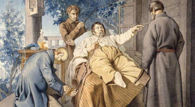 Случаев, когда в наложницах у крупного помещика оказывалась насильно увезенная от мужа и дворянская жена или дочь — в эпоху крепостного права было немало.