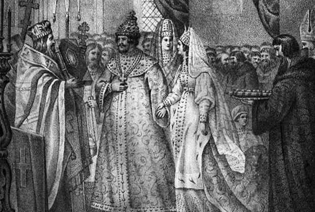 В отечественной историографии принято считать, что процесс создания государства Российского завершился в XV в. при Иване III (великий князь с 1462 г.).