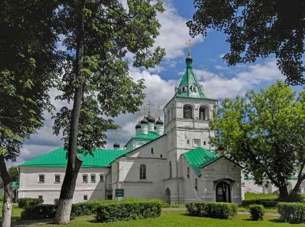 Александровская Слобода. Современный вид. Источник: tourism33.ru