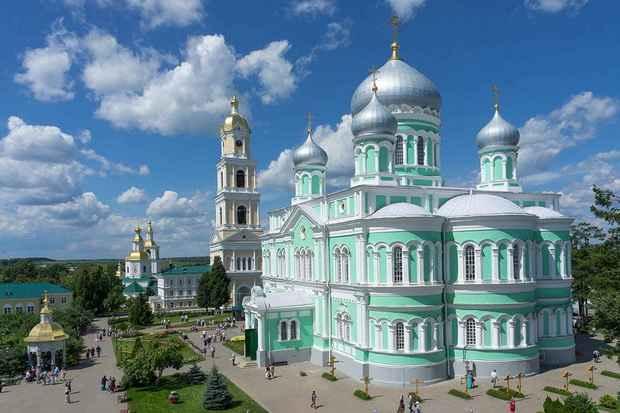 Дивеевский монастырь закрыт на карантин с 25 апреля