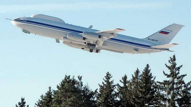 В России началась разработка нового «самолета Судного дня»