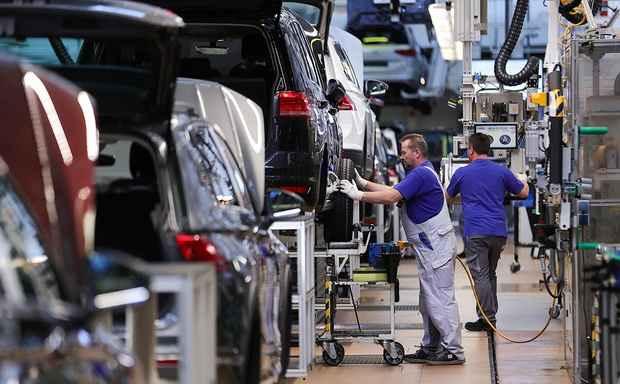 Крупнейшая экономика Европы показала рекордное с 2013 года падение
