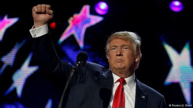 Дональд Трамп победил на выборах в США