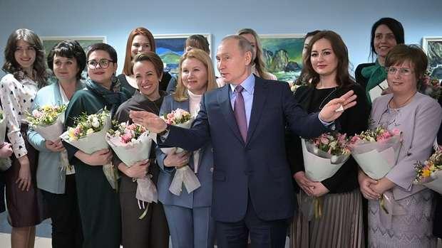 Путин заявил, что число президентских сроков необходимо ограничить ради сменяемости власти