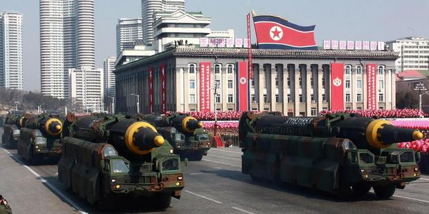 ядерный потенциал китай