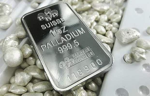 Палладий: самый дорогой металл мира, будет еще дороже
