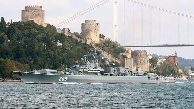 Россия развернула у берегов Сирии самую мощную группировку кораблей