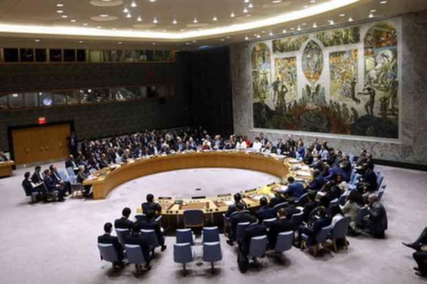 Россия попросила срочно созвать Совбез ООН из-за провокации Украины