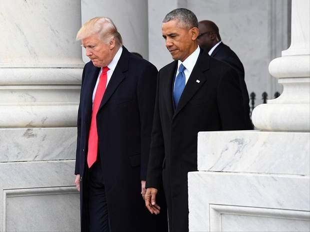 Трамп призвал конгресс проверить Обаму на злоупотребления властью