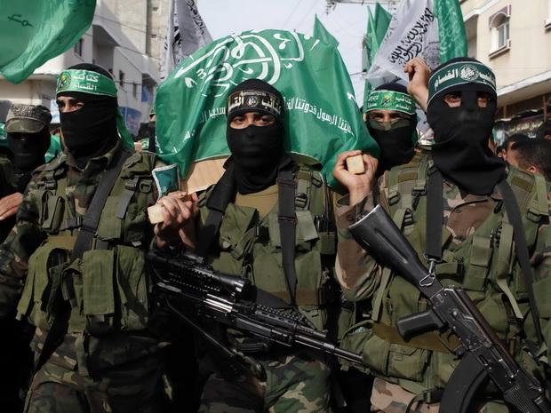 Кто такие ХАМАС
