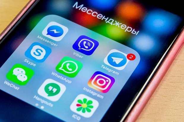 Идентификация в мессенджерах через мобильных операторов связи