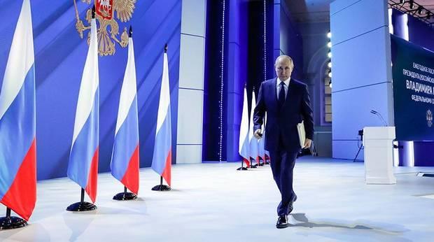 Путин заверил, что Россия всегда будет отстаивать и защищать духовно-нравственные ценности