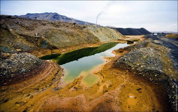 Город был основан в далеком 1822 году, после обнаружения источников золота и медной руды.