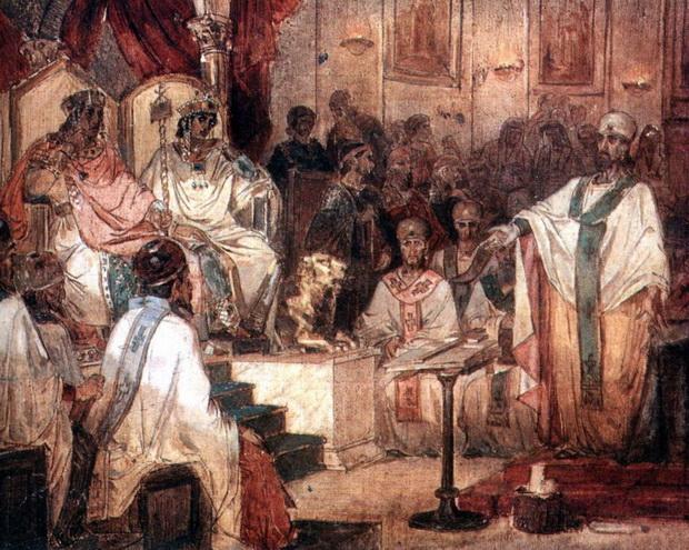 Тем не менее, раздоры в Восточной церкви продолжались — отказ от Эноиткона привёл к обособлению ряда патриархатов — например, армянской церкви, до сих пор не признающей решения в Халкидоне.