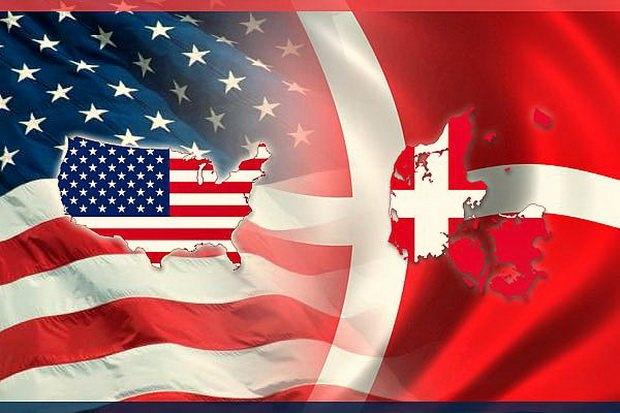 Дания – давний союзник США.