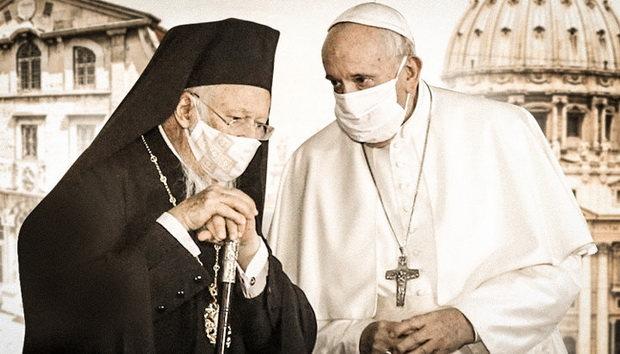 Патриарх Варфоломей дал интервью, где подтвердил курс на единение с католиками и намекнул, что это может произойти в 2025 году, на юбилее 1700-летия Никейского Собора.