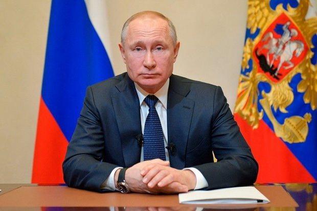 Путин объявил нерабочую неделю в России из-за роста Covid-19