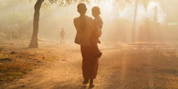 Жителям селения в Мьянме запретили нанимать христиан на работу и продавать им продукты и товары