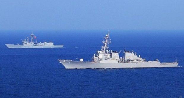 В феврале 2018 года в Черное море через пролив Босфор вошли два корабля 6-го флота США: эсминцы Carney и Ross.