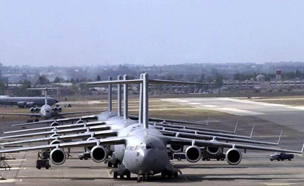 США увеличат число авиабаз с ядерным оружием